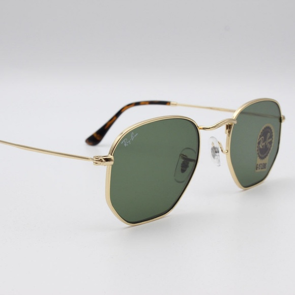 9e78f4f275 AUTHENTIC RAY-BAN RB 3548-N 001 FLAT SUNGLASSES.  M 5b0712108df470db5e248af5. Other Accessories ...
